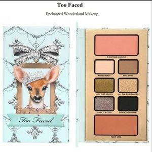 Too Faced Enchanted Wonderland Deer Palette